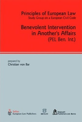 Benevolent Intervention in Another's Affairs