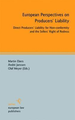 European Perspectives on Producers' Liability