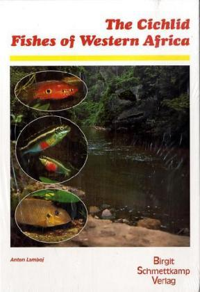 Cichlid fishes of West Africa