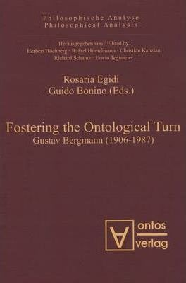 Fostering the Ontological Turn