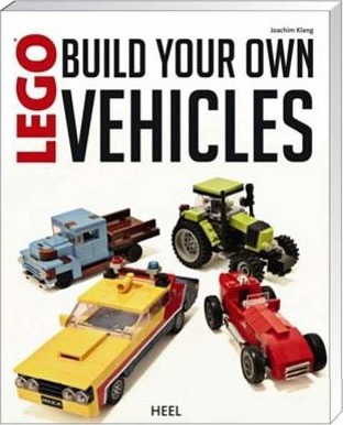 Build Your Own Lego Vehicles Joachim Klang 9783868526745
