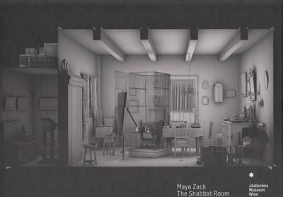 Maya Zack - the Shabbat Room