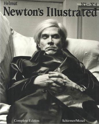 Helmut Newton: Complete Illustrated No. 1-No. 4