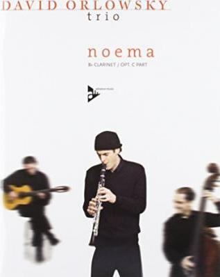 Noema  For Clarinet or Flute (C-Voice Opt.)