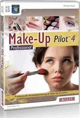 Make-Up Pilot 4 Professional. Für Windows ® 7, Vista, XP (32+64bit)