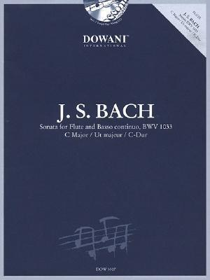Sonata for Flute and Basso Continuo, Bwv 1033 in C Major / Ut Majeur / C-Dur