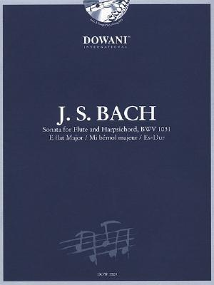 Sonata for Flute and Harpsichord, Bwv 1031 E Flat Major / Mi Bemol Majeur / Es-Dur