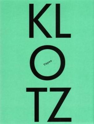 Arch+ 26 - the Klotz Tapes