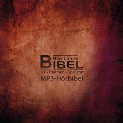 Neue Luther-MP3-Hörbibel, 2 MP3-CDs