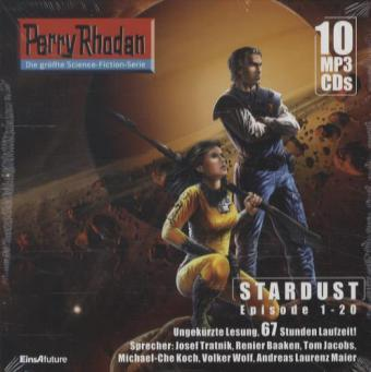 Perry Rhodan Stardust 01 - Episode 1-20