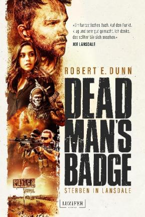 DEAD MAN'S BADGE - STERBEN IN LANSDALE