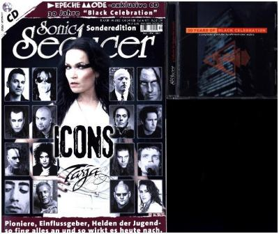 Sonic Seducer Sonderedition: Icons