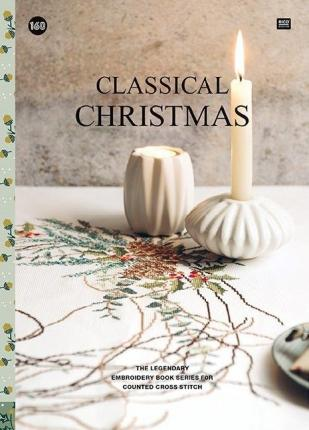 CLASSICAL CHRISTMAS : The legendary embroidery book series for counted cross stitch