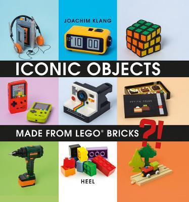 Iconic Objects Made From LEGO (R) Bricks