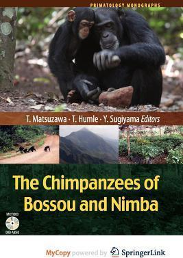 The Chimpanzees of Bossou and Nimba