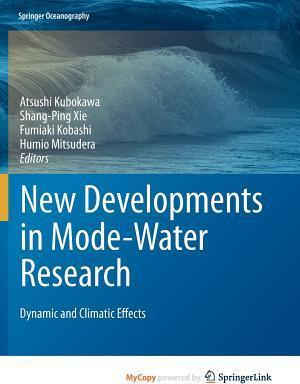 New Developments in Mode-Water Research
