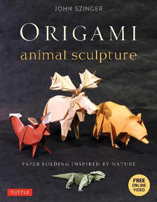 Origami Animal Sculpture : Paper Folding Inspired by Nature