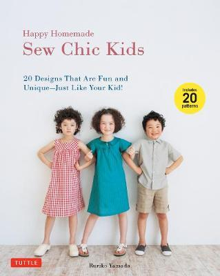 Happy Homemade: Sew Chic Kids