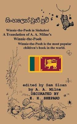 Winnie The Pooh In Sinhalese A Translation Of A A Milne S Winnie