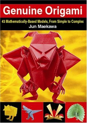 Genuine Origami 43 Mathematically Based Models From Simple To Complex