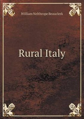 Rural Italy