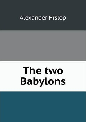 alexander hislop the two babylons pdf