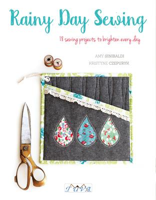 Rainy Day Sewing Cover Image