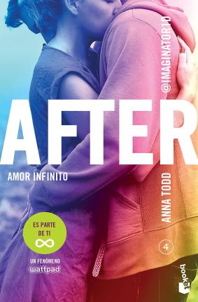Amor infinito / After / vol. 4