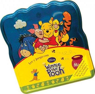 Lee y juega con Disney Winnie the Pooh / Read, Play and Listen with Winnie the Pooh