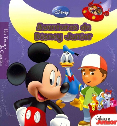 Aventuras de Playhouse Disney / Playhouse Disney Storybook