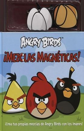 Angry Birds ¡Mezclas Magnéticas! / Angry Birds Magnetic Mix-up!