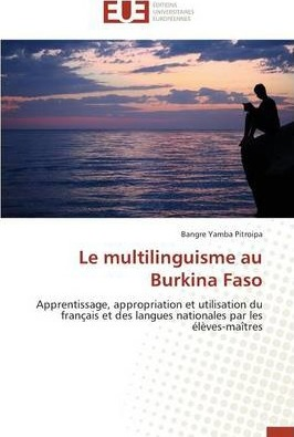 Le Multilinguisme Au Burkina Faso