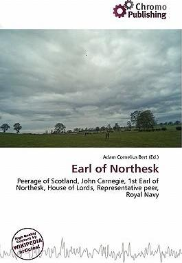 Earl of Northesk