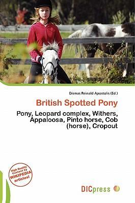British Spotted Pony