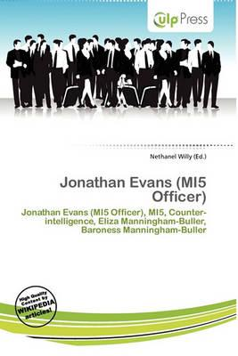 Jonathan Evans (Mi5 Officer)