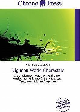 Digimon World Characters