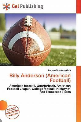 Billy Anderson (American Football)
