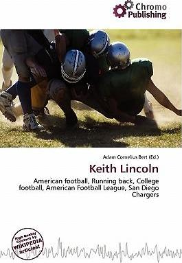 Keith Lincoln