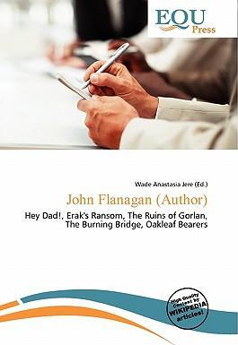 John Flanagan (Author)