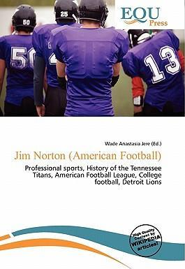 Jim Norton (American Football)