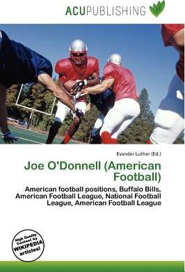 Joe O'Donnell (American Football)