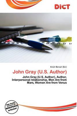 John Gray (U.S. Author)