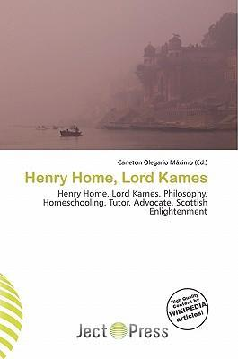Henry Home, Lord Kames