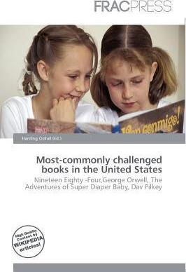 Most-Commonly Challenged Books in the United States