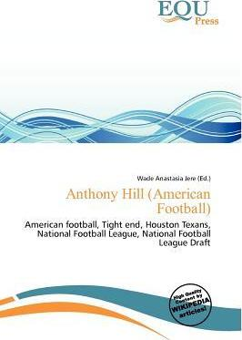 Anthony Hill (American Football)