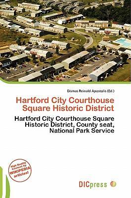Hartford City Courthouse Square Historic District
