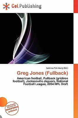 Greg Jones (Fullback)