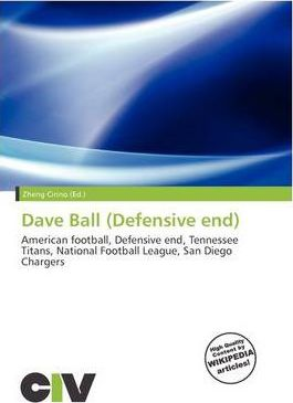 Dave Ball (Defensive End)