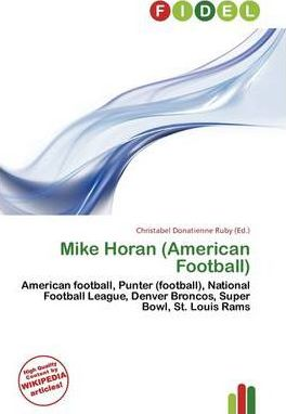 Mike Horan (American Football)