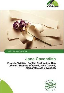 Jane Cavendish